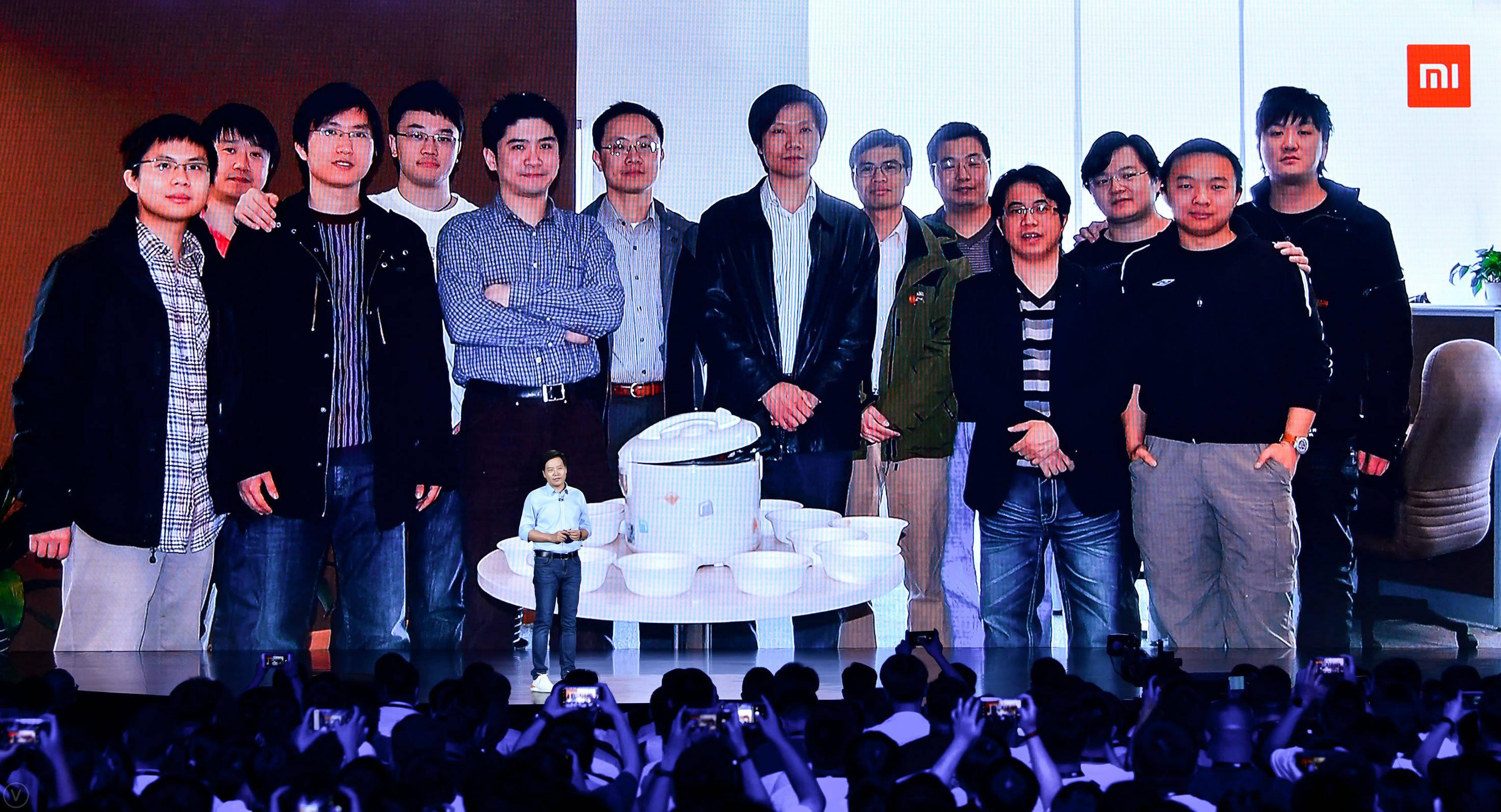 小米十周年 雷军发布未来十年宣言