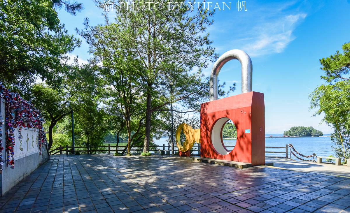 中国有座锁岛,岛上有超过16万把各式锁具,现已悄然变身网红景点