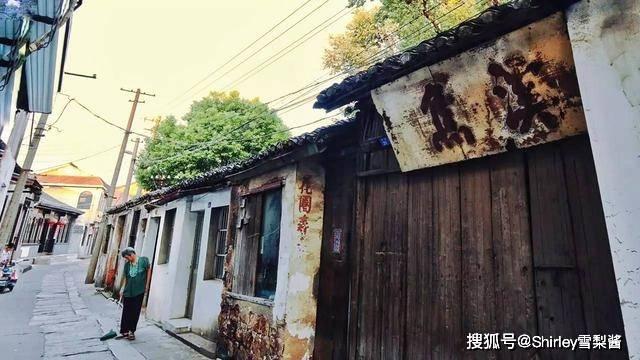 """江南最衰败的古镇,空有""""小周庄""""之名"""