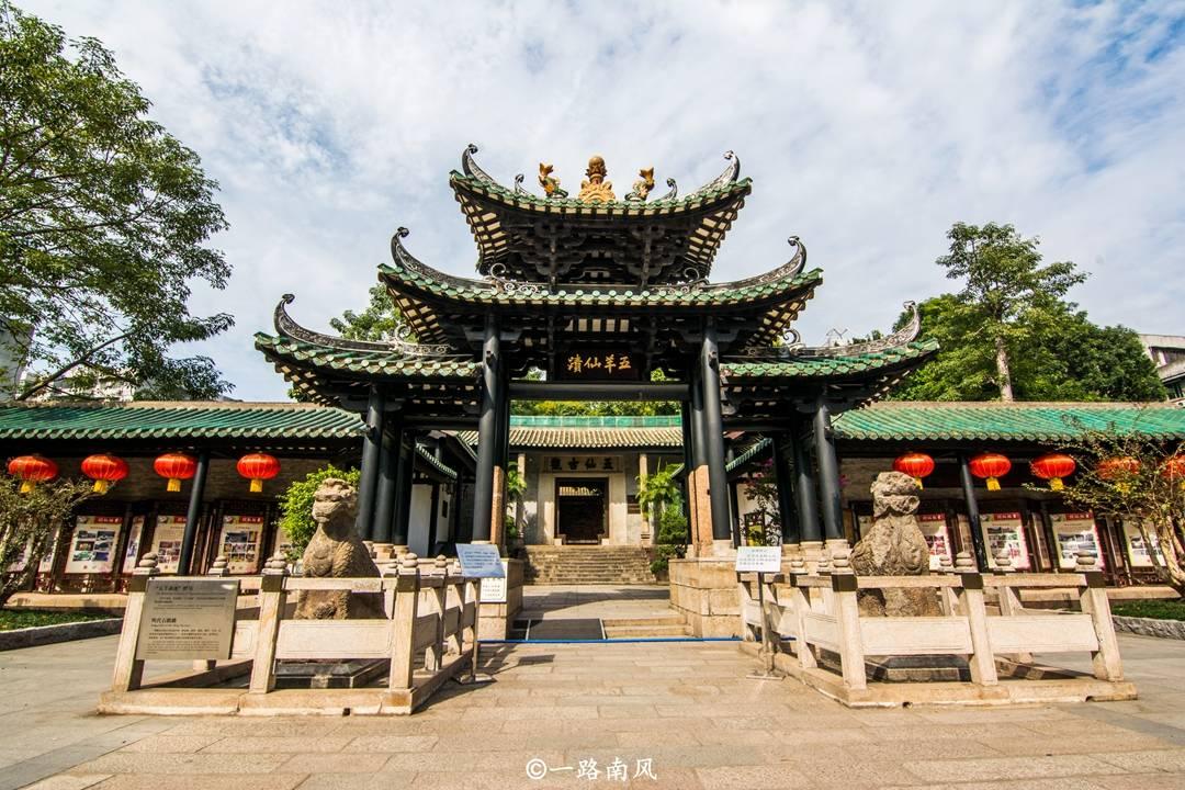广州最冷门的两个景点,很多本地人都没