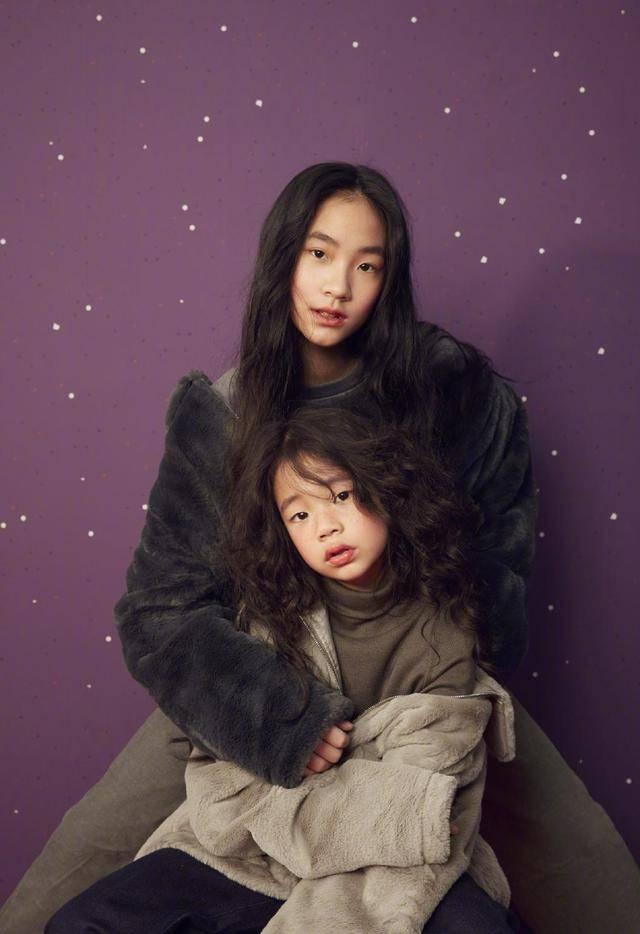 小s二女儿拍大片秀好身材,Lily笑容甜美曾被称为女版易烊千玺插图(10)