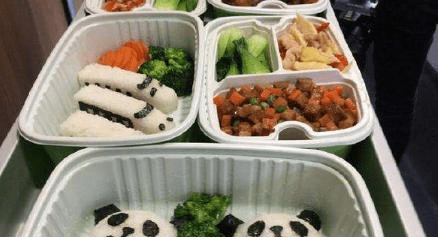川航飞机餐让人觉得任性 就敢吃!顾客