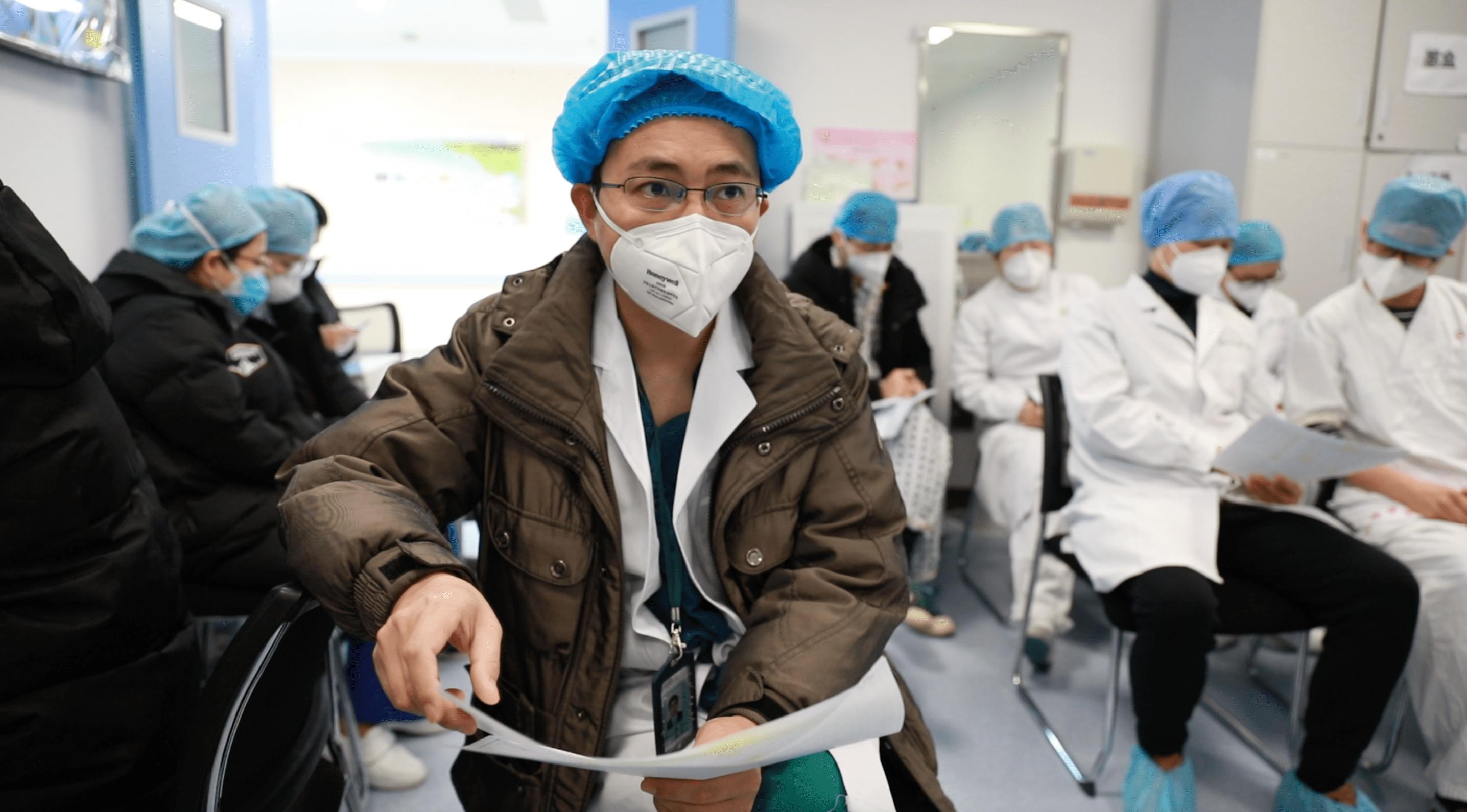 搜狐健康医师节特辑 | 周宁医生:体谅痛苦,做一个快乐的武汉医生