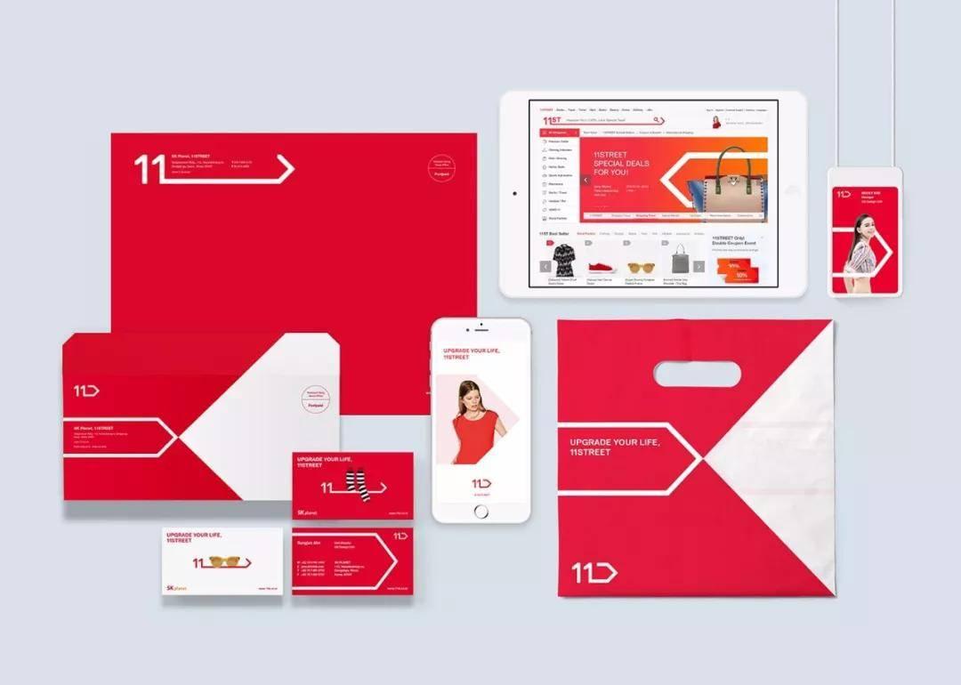 专业靠谱的UI设计都要知道品牌设计的方法