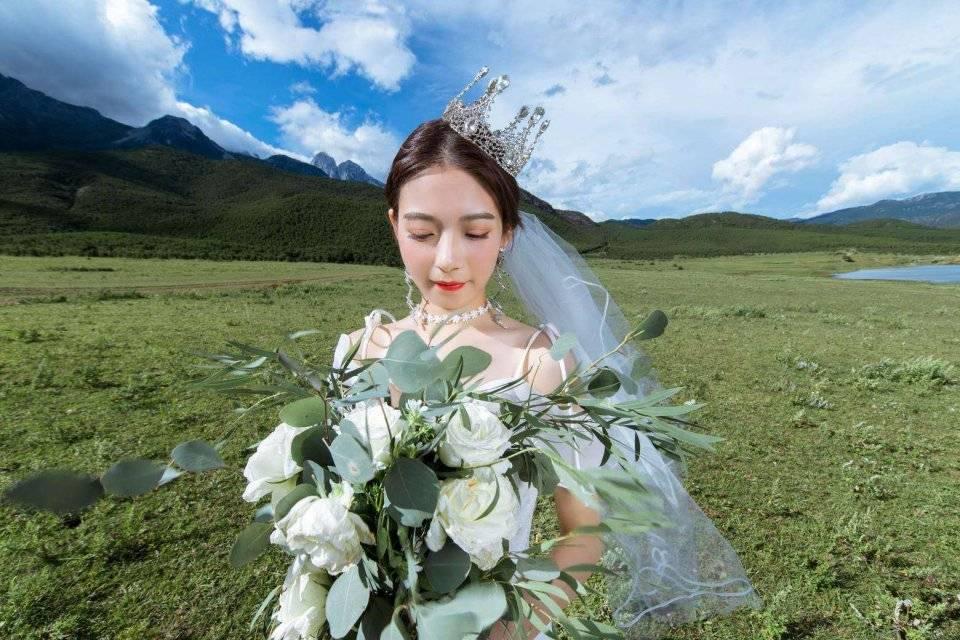 大理旅在最美的季节,也就是未来拍婚纱照!十