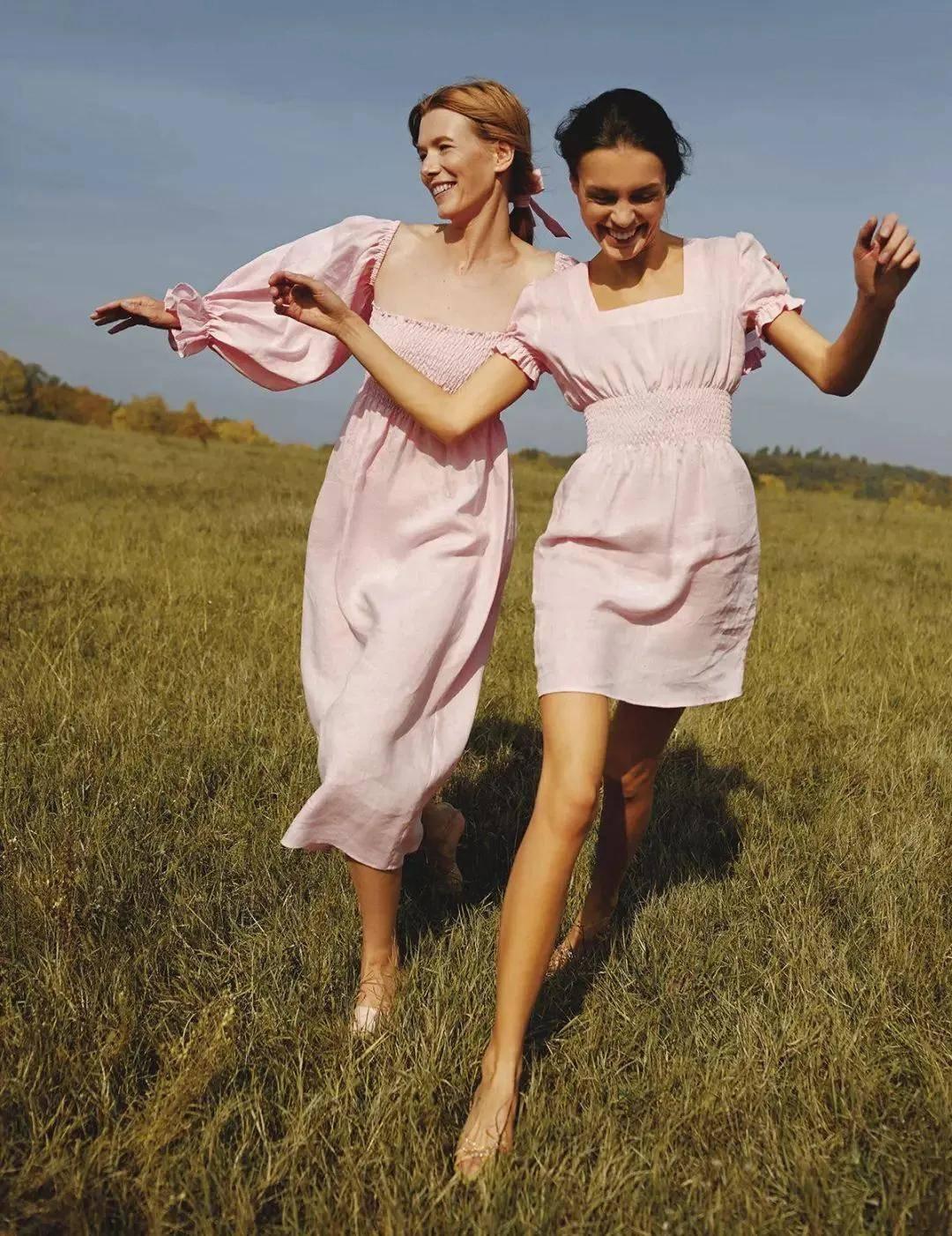 """夏装穿搭:""""成套穿""""火爆了!上班上学照着穿就很美!"""