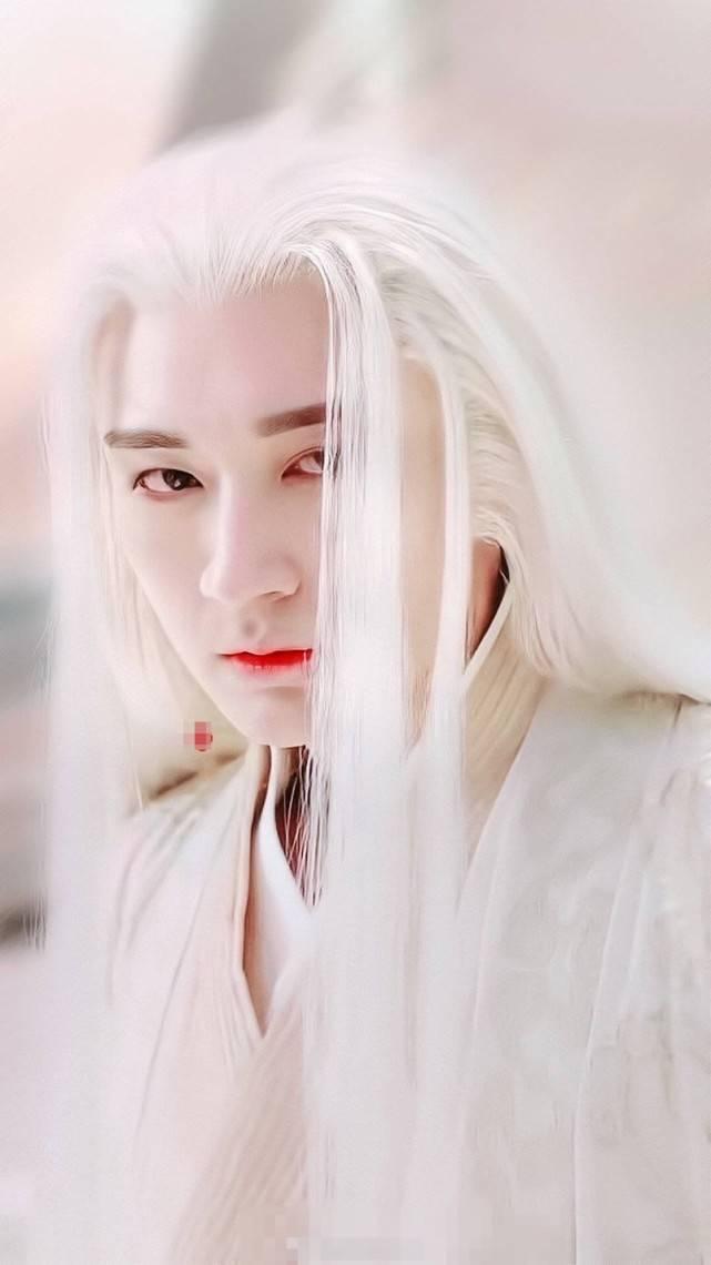 如果电影《花千骨》的白子画,让《琉璃》中他出演,感觉也太合适