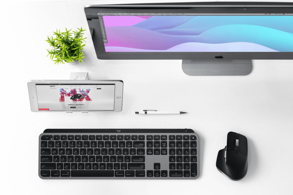 罗技Mac版MX Master 3无线鼠标、MX Keys无线键盘上市