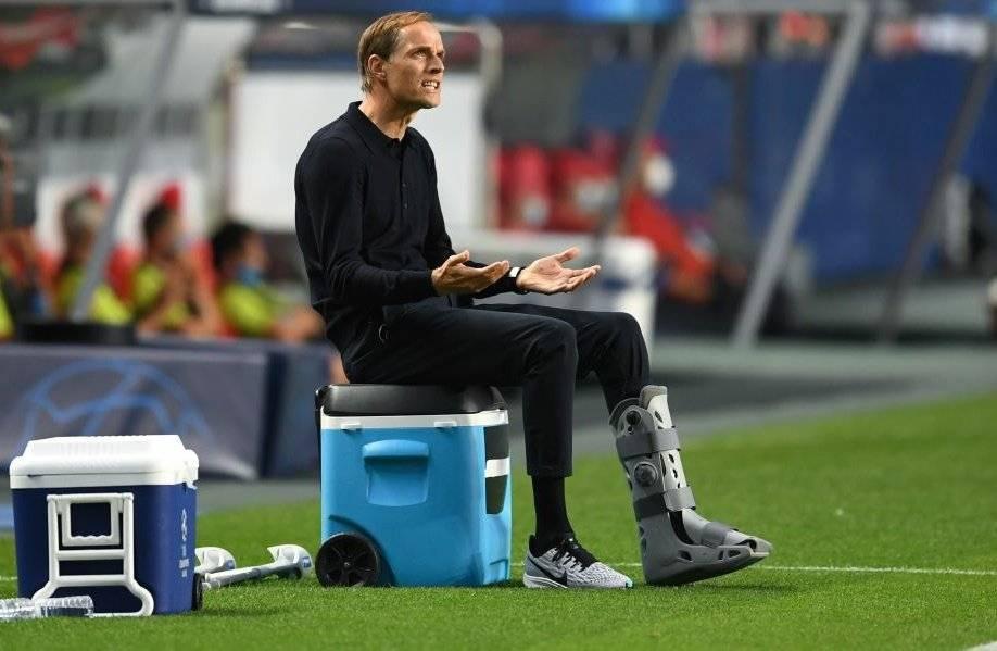 图赫尔:巴黎若先进球就赢了 诺伊尔是我