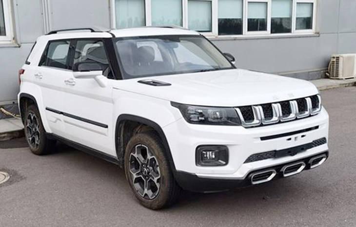 Kritsu 国家工信部公布了最新一批新车申报