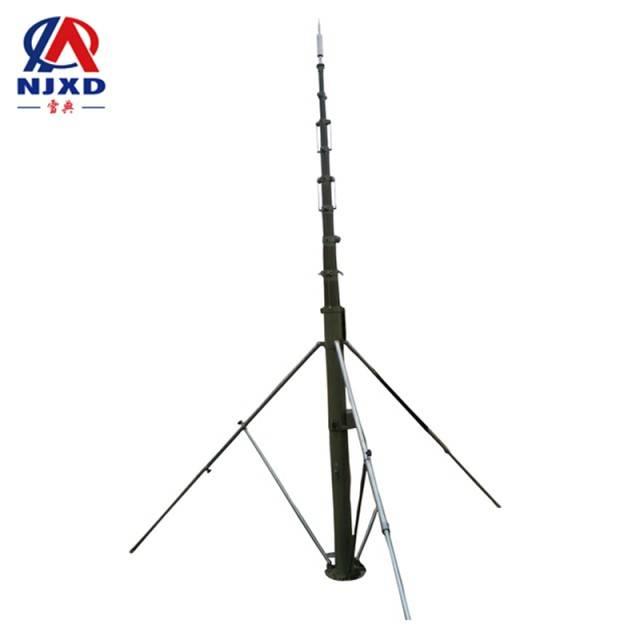 防雷装置简介 避雷针升降支架