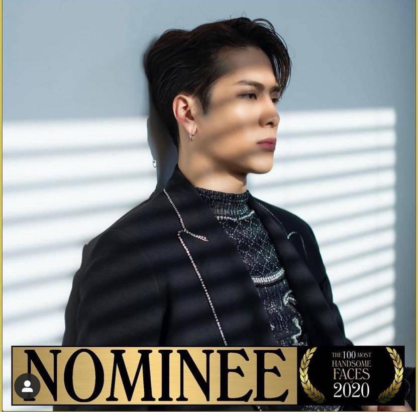 2020世界最美100张面孔提名揭晓 香港仅三位|2020世界最美100张面孔提名揭晓 香港仅三位