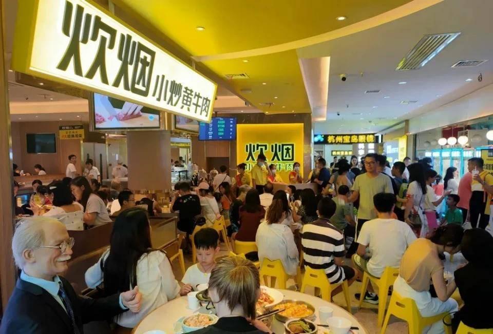 """长沙湘菜""""排队王"""",一火就是22年!因为顾客一句话改名……"""