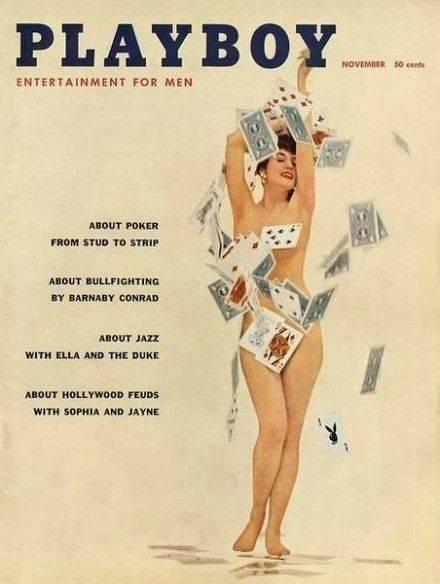 作为世界上最知名的成人杂志,《花花公子》完美地体现了世界对女性的审美变迁。