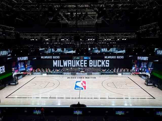 官方:NBA和WNBA预计将在周末重新启动。具体措施