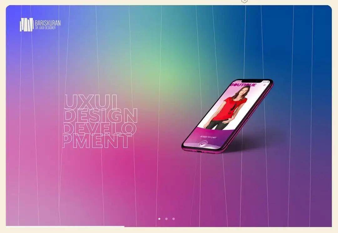 专业的UI设计有哪些高端的设计手法能提升设计感