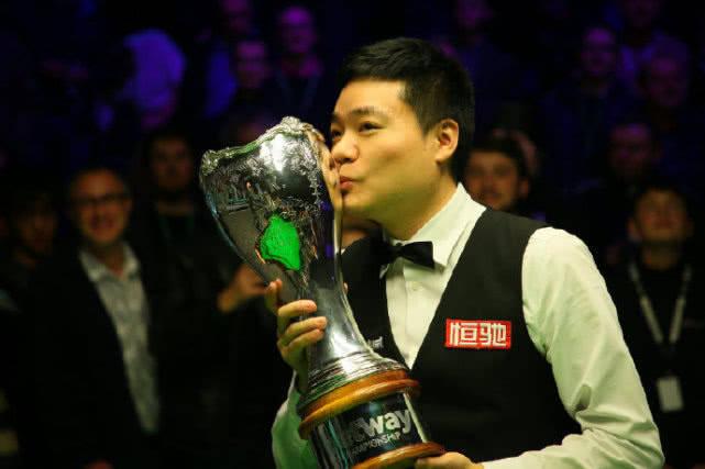 丁俊晖勇登世界第一,豪夺14冠!世锦赛冠军终极目标