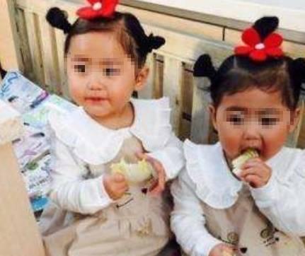 <strong>这对漂亮的双胞胎女儿越来越丑,父母们</strong>