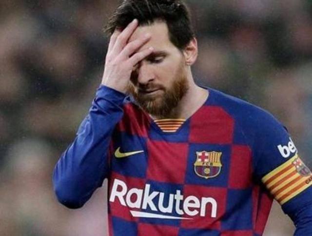 税前1亿欧元的年薪将保留在梅西?在与巴