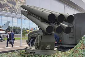 大秀肌肉,俄这种反坦克导弹有点猛,头