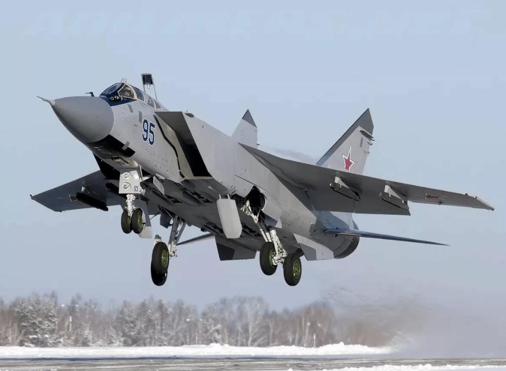 米格-31担负新使命,俄军赋予其反卫星性能,实力更上一层楼!