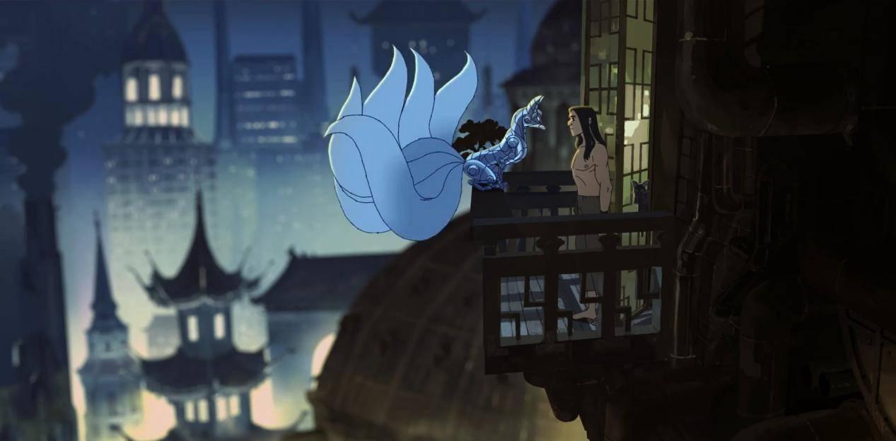 科幻动画《爱,死亡和机器人》超硬核:一集一个导演 致敬多部优秀影片