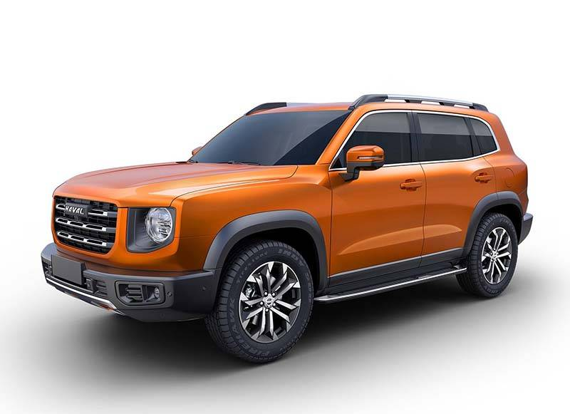 或推四款车型 哈弗大狗将于9月5日预售