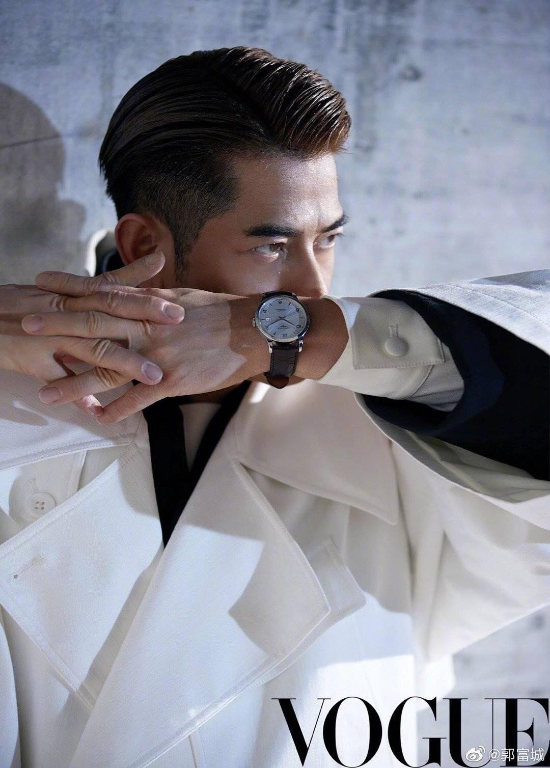 郭富城有多时尚?衣品不俗的他,放今天能也跻身21世纪偶像