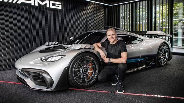 最接近F1的公路车,全新奔驰AMGOne超级跑车亮相