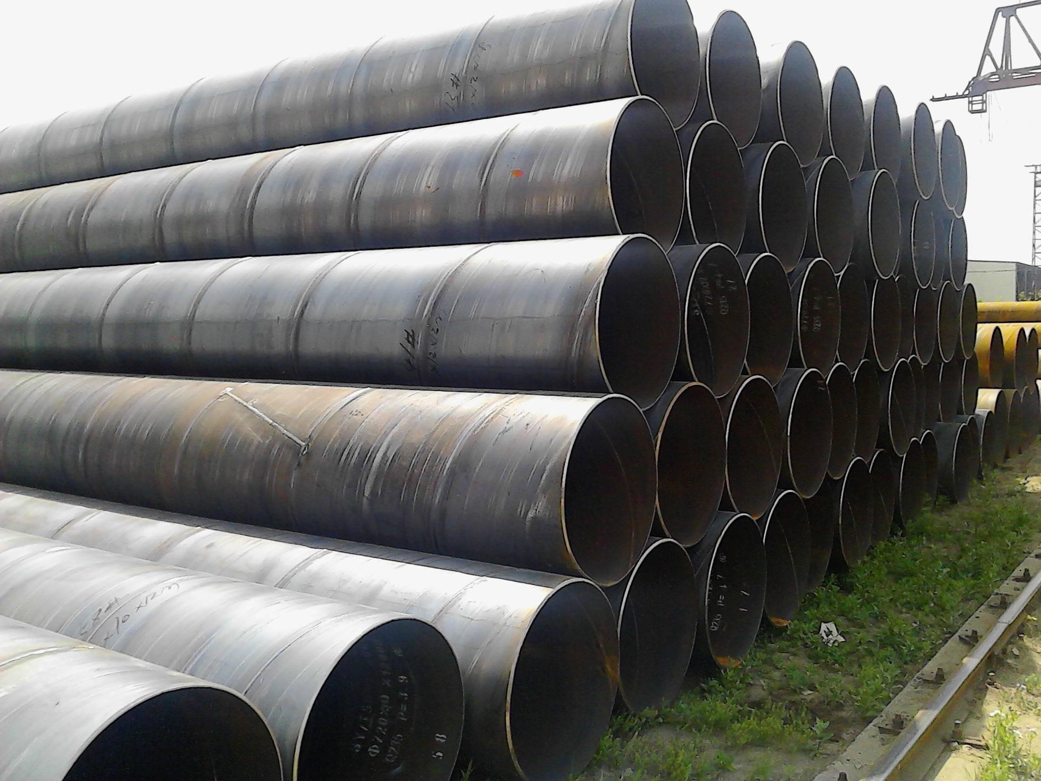 螺旋焊缝钢管焊接参数