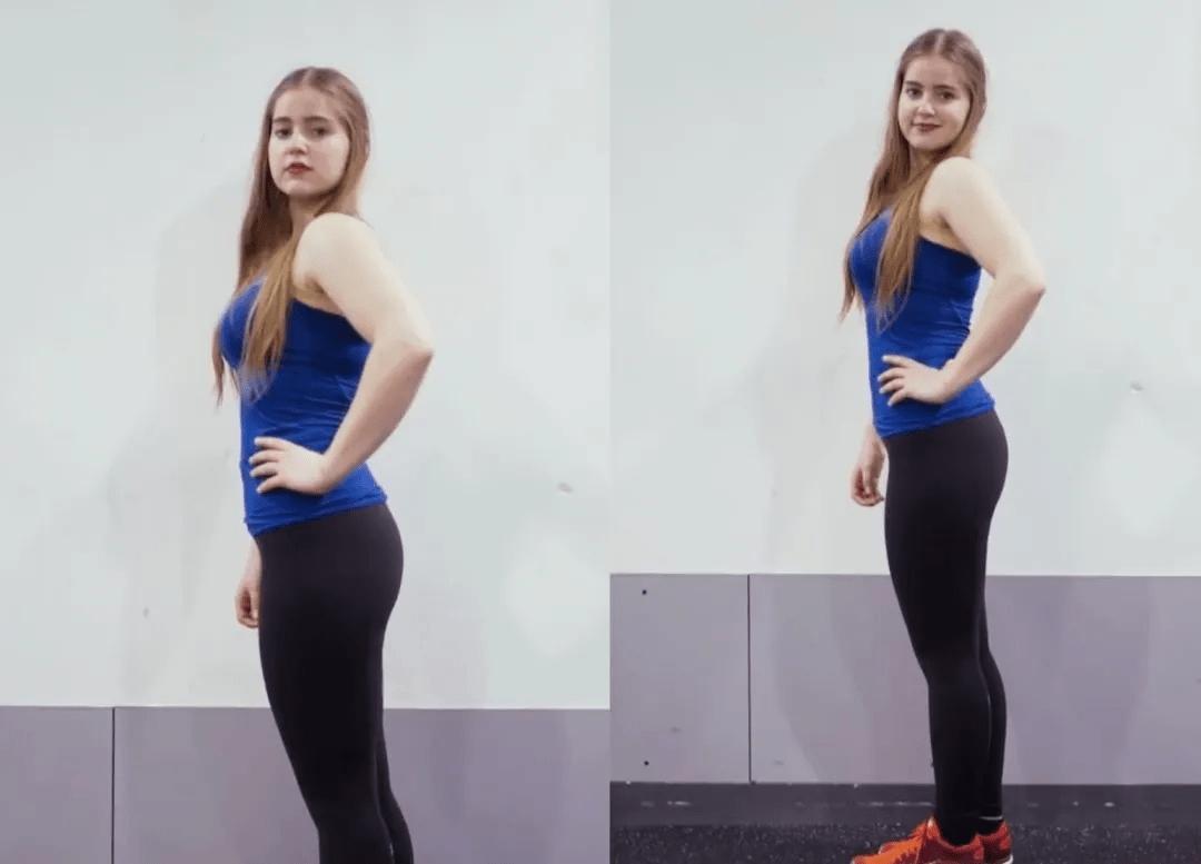 200斤胖妹为爱瘦身,一年后美炸了,你对自己多狠,就可以有多美