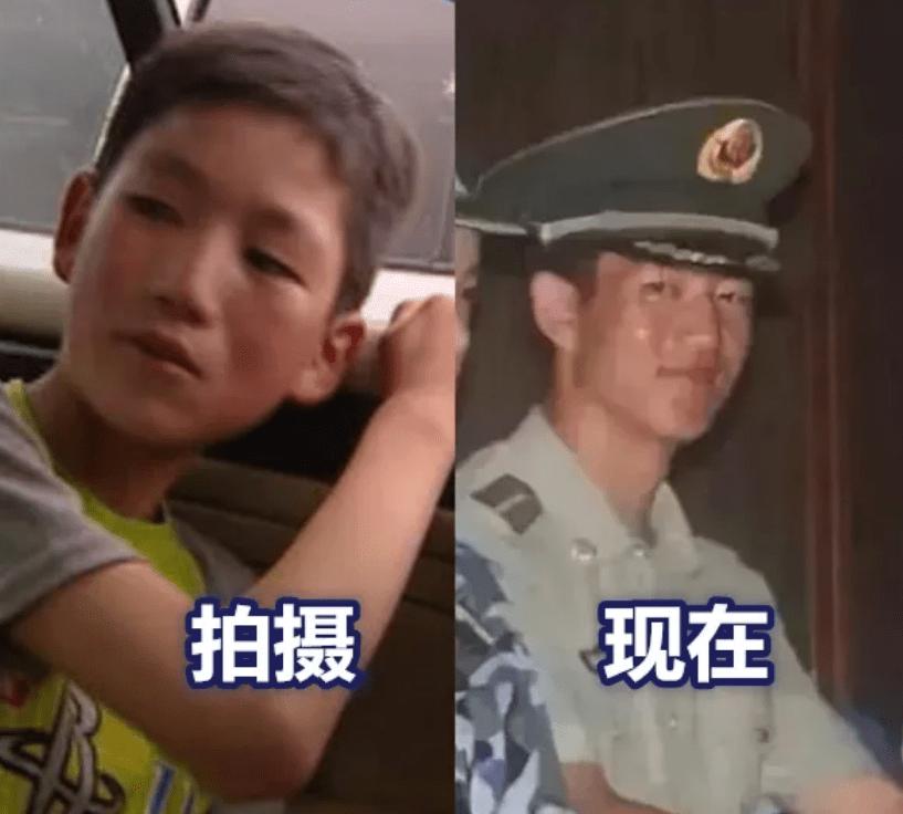 """""""变形计""""拍摄vs现在,李宏毅是一个小"""