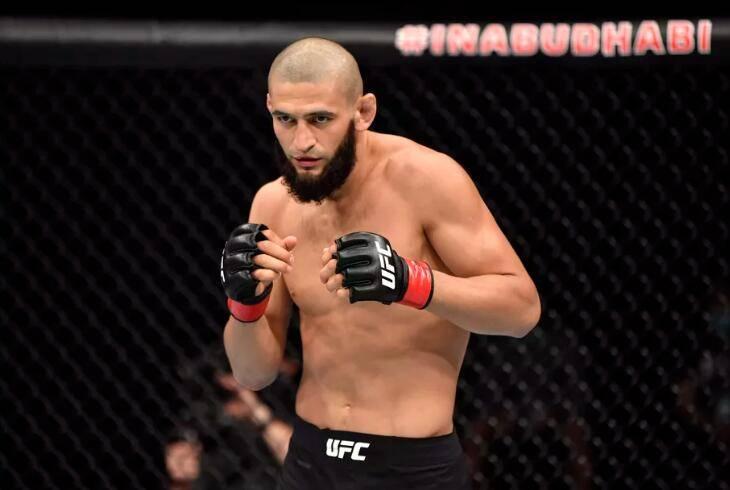 未来巨星冉冉升起 UFC为坎扎特