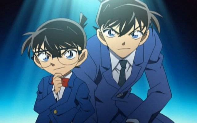 第二,冈田先生是一位很棒的剑客 名侦探