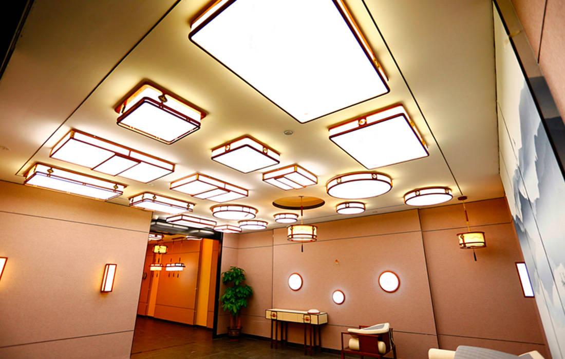 中山市百汇灯光照明对酒店的作用
