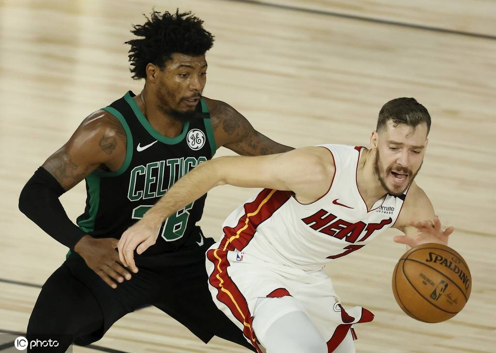NBA东部决赛首场较量在热火和凯尔特人之间打开