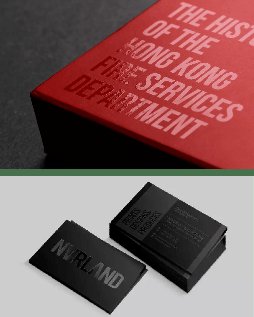 平面设计师必修的印刷知识