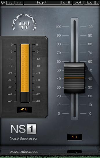 静心省心,Waves NS1消除背景噪音