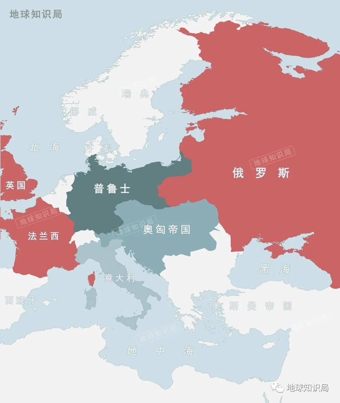 奥地利,为何不战而降?