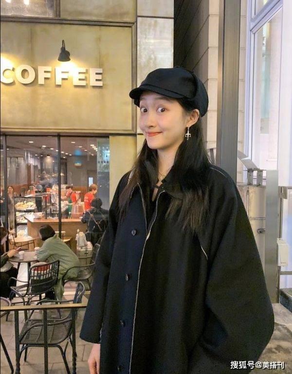 关晓彤和好友蹦迪庆生,穿黑色短裤秀好身材,生图果然比精修好看