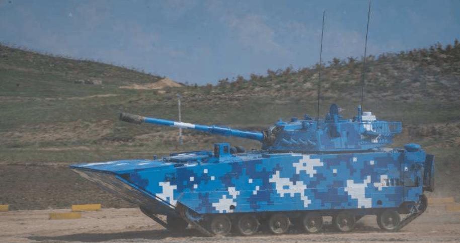 终于定了,泰国将采购解放军同款两栖战车,不过数量实在太惊人