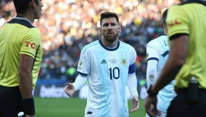 阿根廷名单:梅西领衔 迪马利亚伊卡尔迪落选
