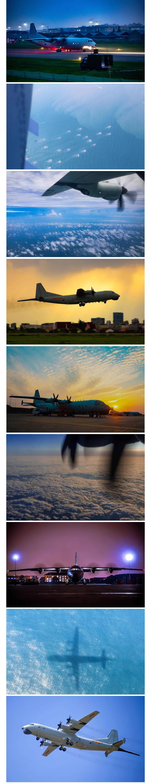 克日东部战区水师航空兵某部组织多机种、长航时、跨昼夜航