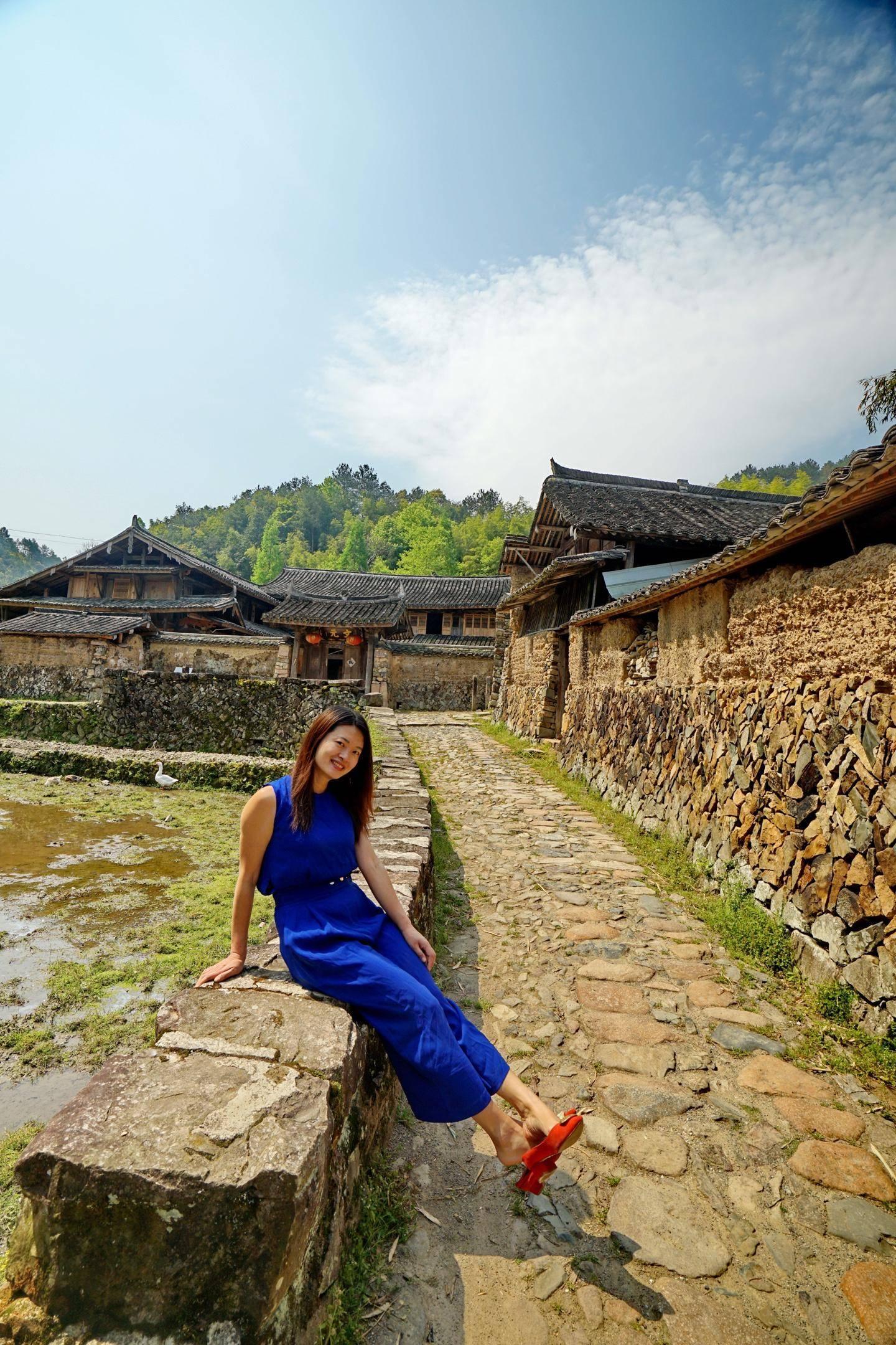 泰顺5个小众旅游景点,诗意田园或时尚运动都能满足,快打卡!
