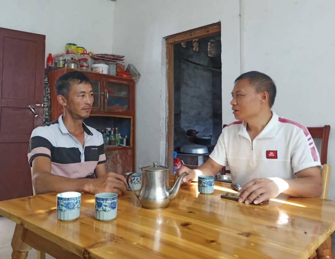 造访新农人︱莽山瑶族青年黄加明十年打