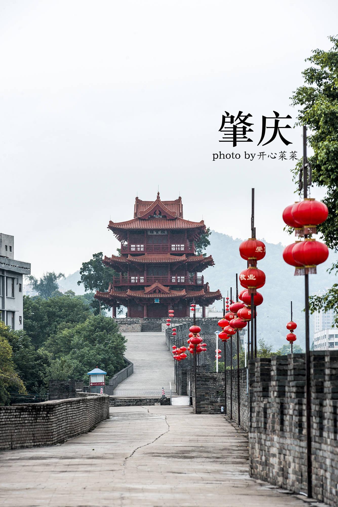 广府文化和粤语发源地不是广州而是这座城市,城内有个小万里长城