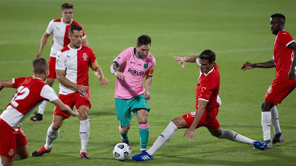 卡尼吉亚:梅西缺乏领袖气质 逆风球很难发挥
