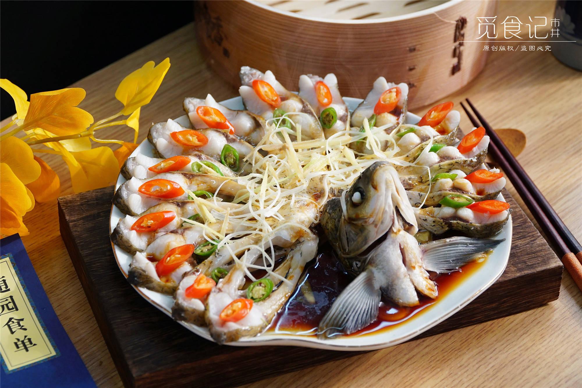 中秋节快到了,推荐8种鱼的做法,好吃又好看,家宴上老少都喜欢
