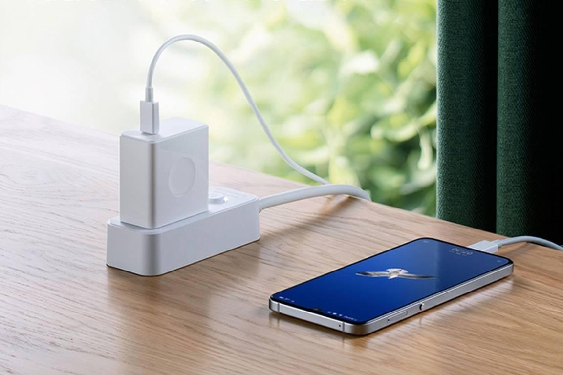 Smartisan锤子坚果推出55WQC4+充电器,支持5APPS快充