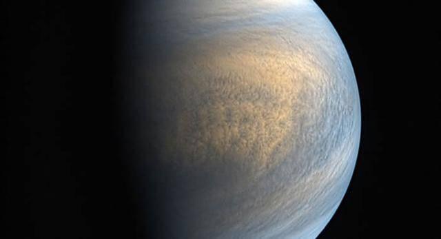 计算机模拟显示 正是海洋使金星成为一个